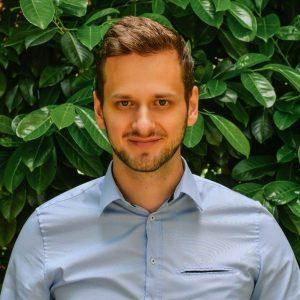 Bodnár Dániel - Irodavezető/Projektvezető